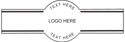Custom Cigar Band Template 03