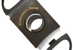 Craftman's Bench Double Blade Cigar Cutter