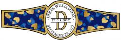 Boy Cigar Band Template 16