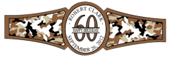 Birthday Cigar Band Template 30